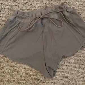 Alo Yoga Nude Shorts
